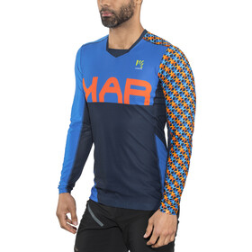 Karpos Jump Maillot à manches longues Homme, insignia blue/bluette